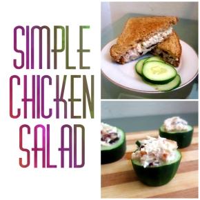 Quick & Simple ChickenSalad