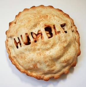 Food for Thought: A Slice of Humble Pie